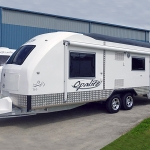 Oplaite LTD caravan series