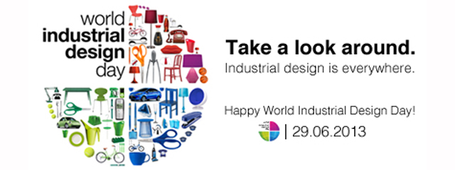 World industrial design day neo industrial design for Industrial design news