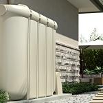 Formit slim line water tank
