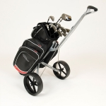 Concourse compact two wheel golf buggy