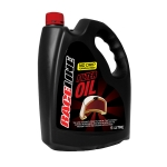Opalite plastics 5 litre oil bottle