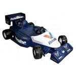 Opalite plastics Valvoline promotion race cars