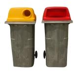 SULO cabri top recycling lids