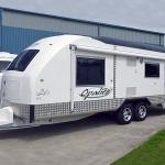 Oplaite LTD caravan series