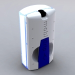 Mobidrip portable intravenous drug delivery