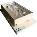 Newcastle regional museum - planning model
